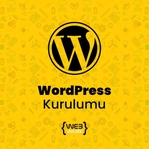 WordPress Kurulum
