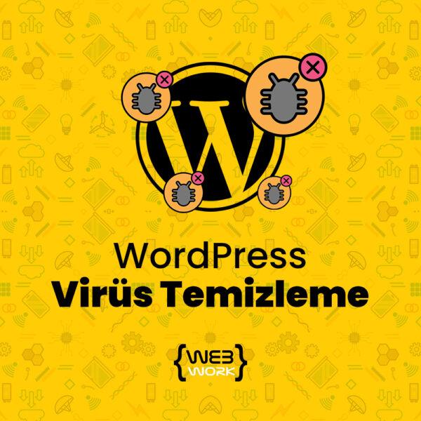 WordPress Virüs Temizleme